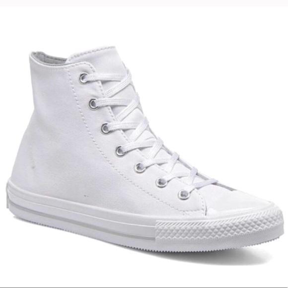 aa1c826acb8a ❤️SALE Converse gemma white womens shoes